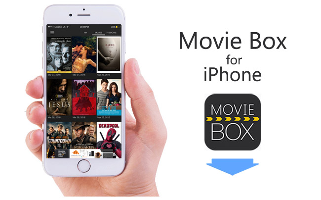 How to download movie box/bobby movie on ios (no jailbreak / no.